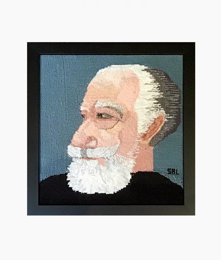 Self portrait of Sal
