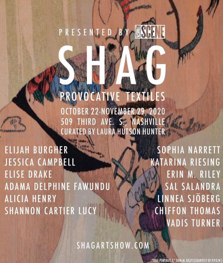 Image of Shag Art Show