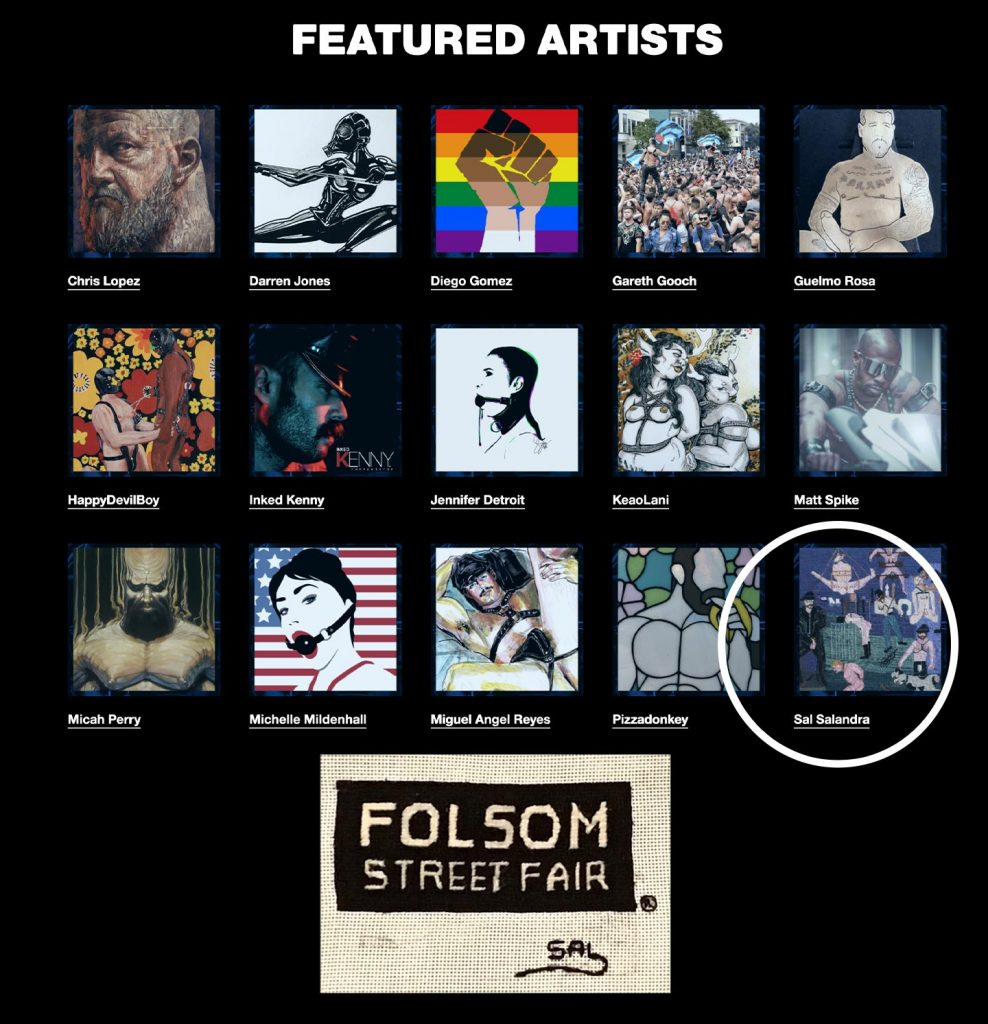 image of folsom featured artists